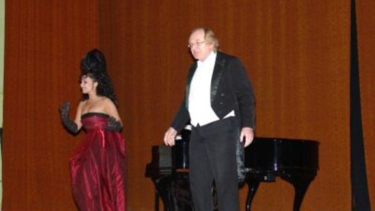 Koncert Operetki Czar