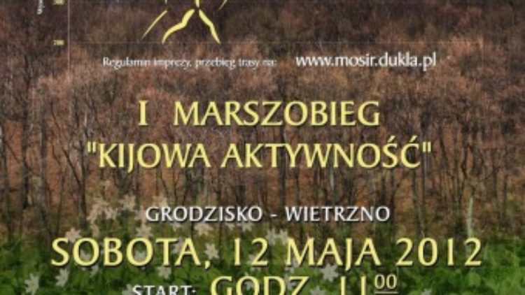 """I Marszobieg """"Kijowa aktywność"""""""