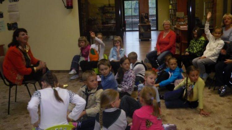 Spotkanie z Niną Opic – autorką bajek dla dzieci