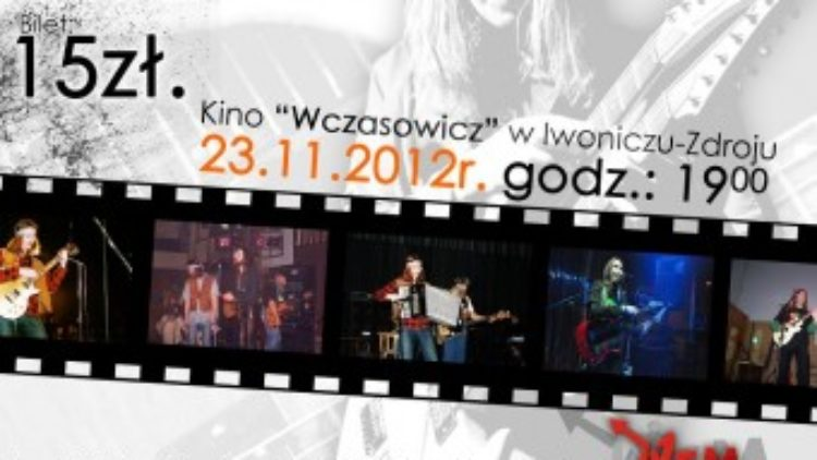 """Koncert """" PARTYZANT""""  – Krzysztof Toczko"""
