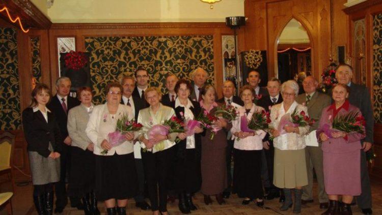 Jubileusz 50-lecia małżeństwa w Gminie Iwonicz-Zdrój