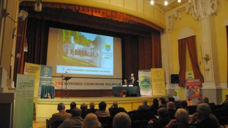 XXII Kongres Uzdrowisk Polskich Iwonicz-Zdrój 3 – 5 czerwca 2013 r.