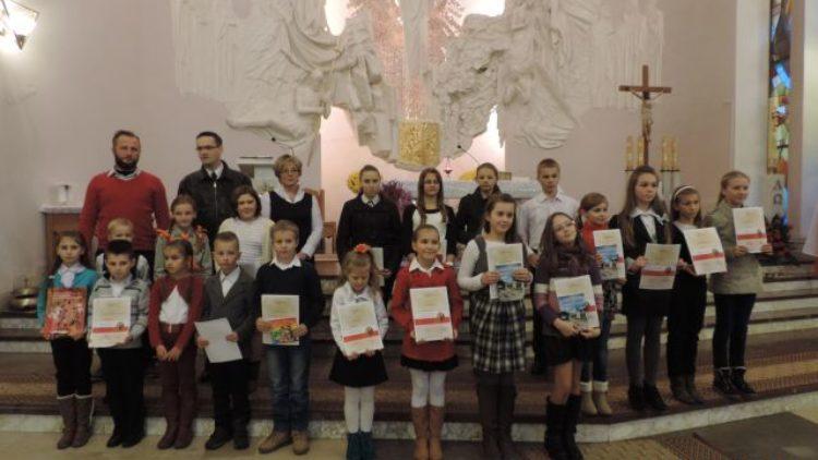 Laureaci Konkursu Recytatorskiego Poezji Patriotycznej Władysława Bełzy