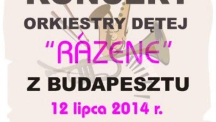 Koncert Orkiestry Dętej z Budapesztu