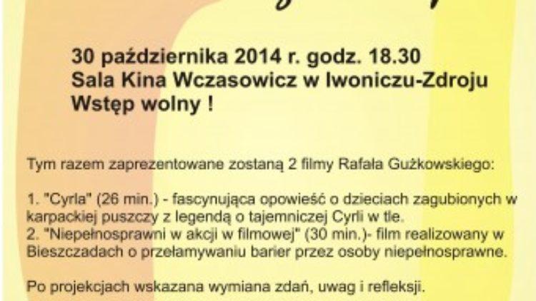III Impresje Filmowe w Iwoniczu-Zdroju