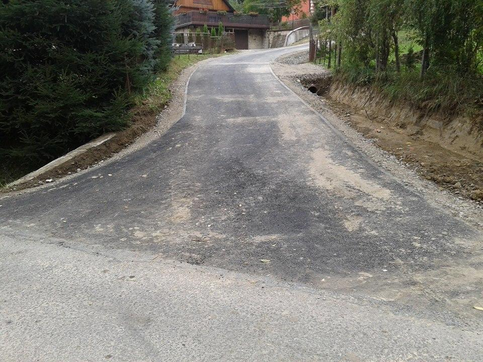 Remont ul. Ogrodowej w Iwoniczu-Zdroju