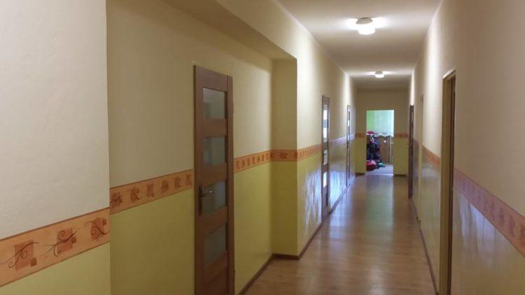 Remont pomieszczeń przedszkola w Lubatówce