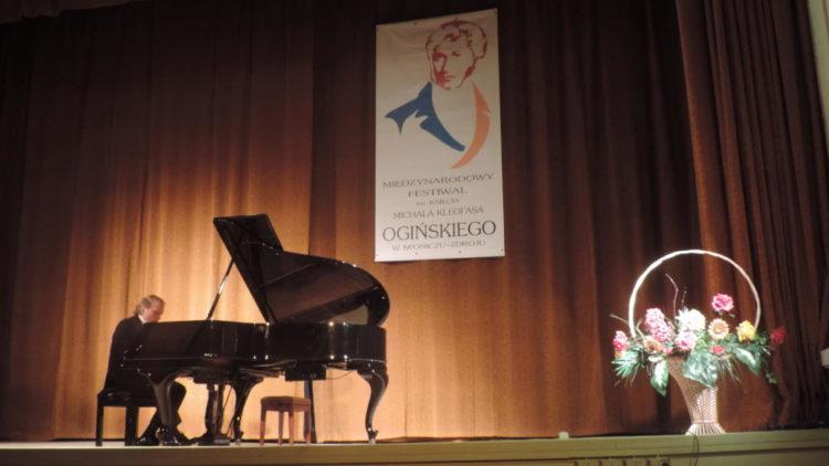 Koncert inauguracyjny  – VIII Festiwal im. Księcia M. K. Ogińskiego