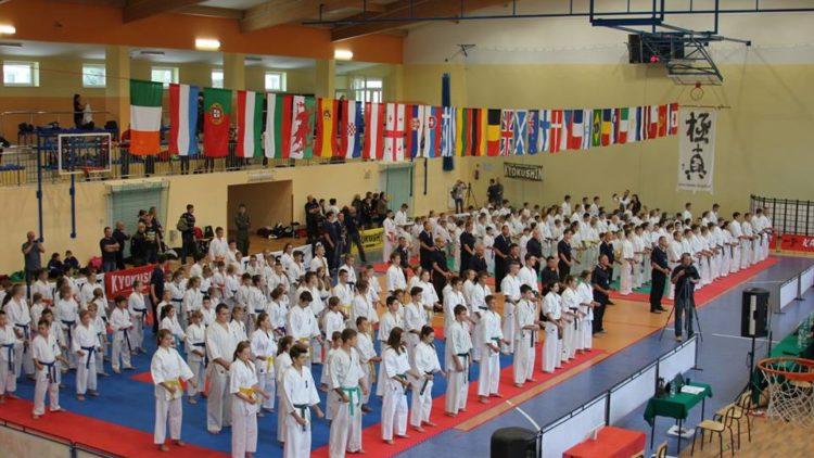 """Udany start Agaty Kandefer na V Międzynarodowym Turnieju Karate """"Polish Open  IKO Galizia Cup"""""""