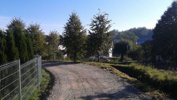 Remont drogi i barier w Iwoniczu