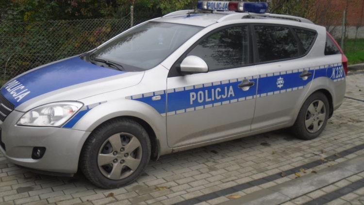 Odwiedziny pana Policjanta – 23.10.2015r.
