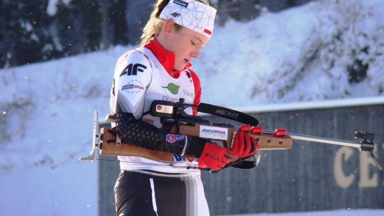 Kamila Cichoń powołana na biathlonowe Mistrzostwa Świata!