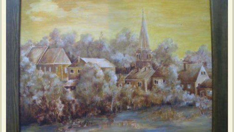 Wystawa malarstwa Stanisława Śliwy.