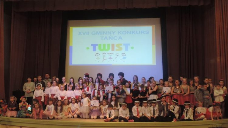XVII Gminny Konkurs Tańca TWIST w Iwoniczu-Zdroju
