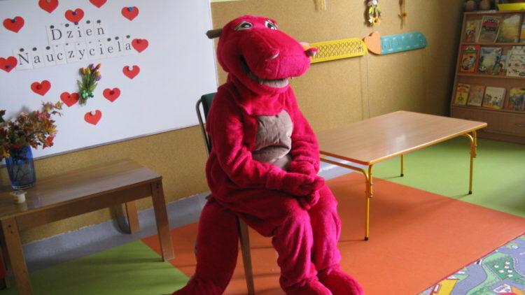 Novuś w przedszkolu