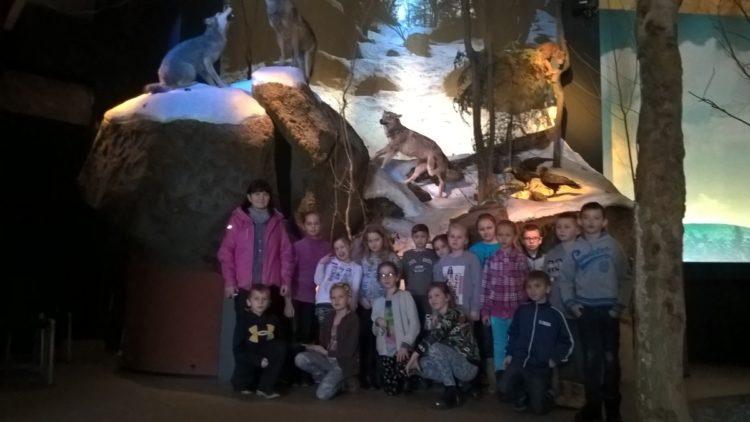Wycieczka do Ośrodka Edukacyjnego Magurskiego Parku Narodowego w Krempnej