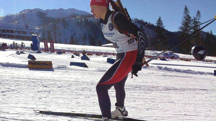 Udany początek sezonu biathlonistów