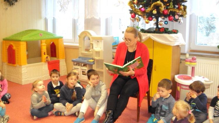 Akcja Cała Polska Czyta Dzieciom