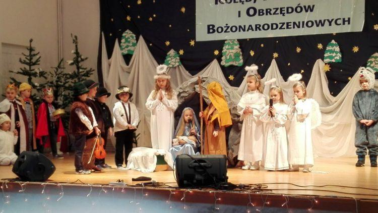 I miejsce w Konkursie Kolęd Pastorałek i Obrzędów Bożonarodzeniowych