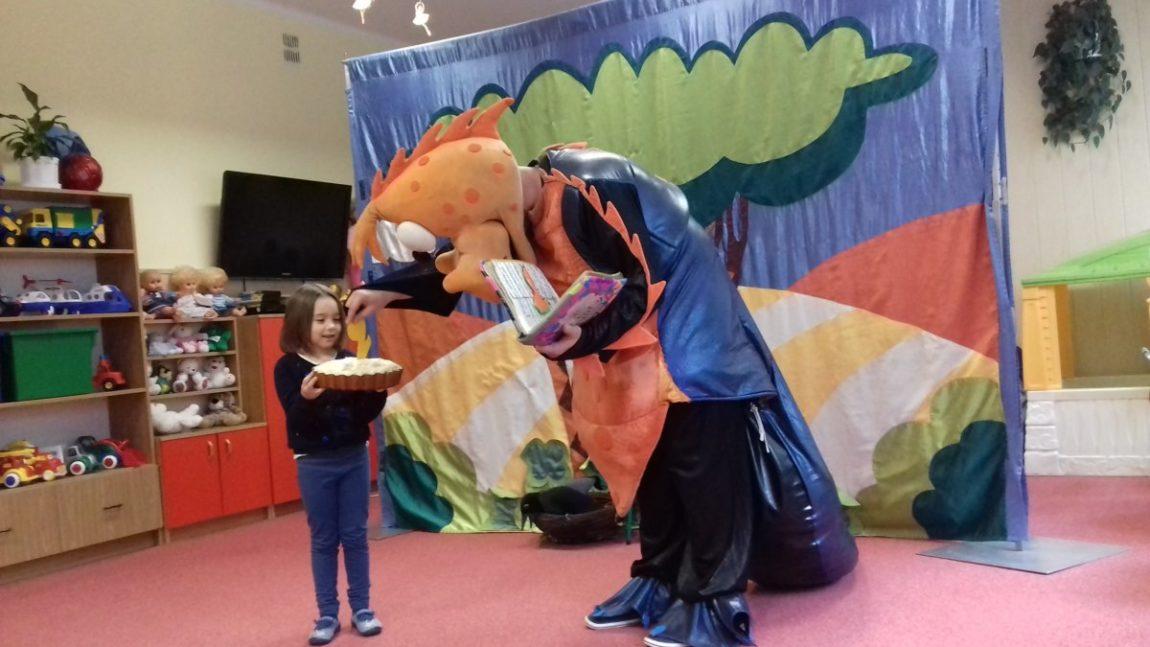 Teatrzyk w naszym przedszkolu