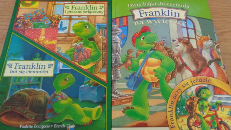 Żółw Franklin w Przedszkolu