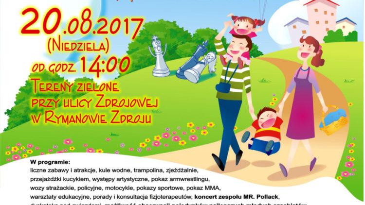 VI Piknik Rodzinny w Rymanowie Zdroju
