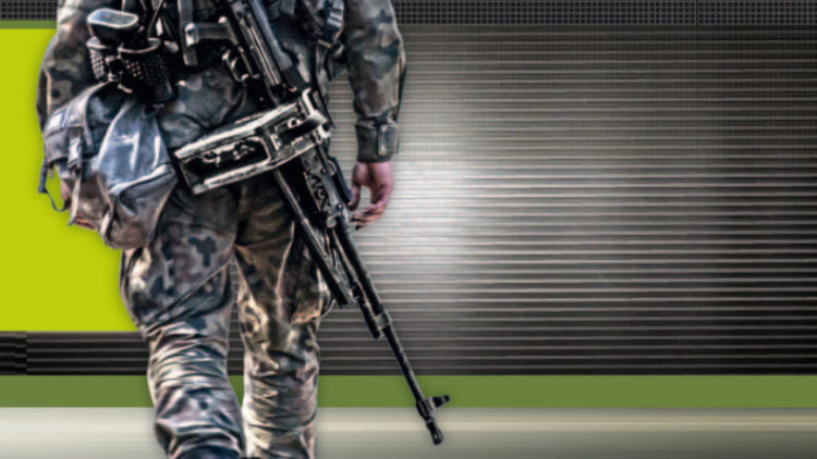 Wstąp do Wojsk Obrony Terytorialnej