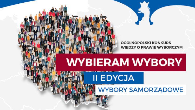 II edycja Ogólnopolskiego Konkursu Wiedzy o Prawie Wyborczym