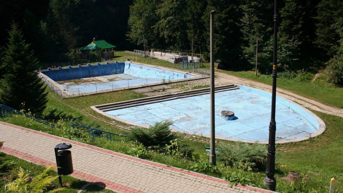 Przebudowa basenów w Iwoniczu-Zdroju dofinansowana przez Marszałka Województwa Podkarpackiego!