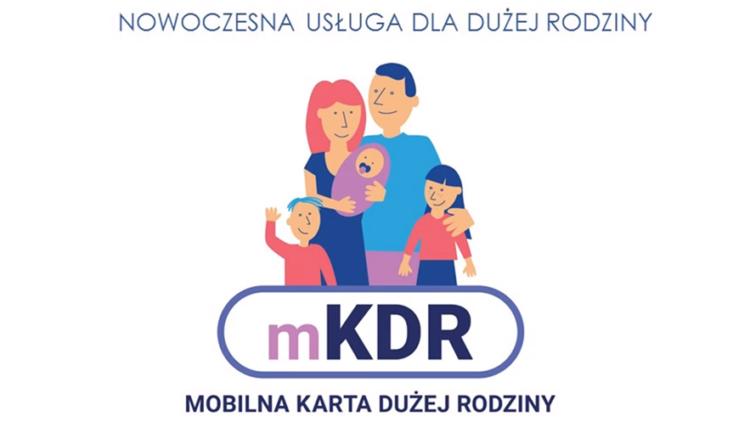 Karta Dużej Rodziny w formie elektronicznej dostępna na urządzeniach mobilnych