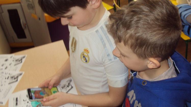 Programowanie w przedszkolu czyli kolorowanki, które ożywają.