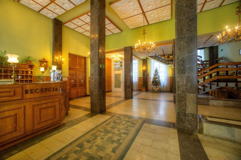 Sanatorium Stare łazienki Oficjalna Strona Gminy Iwonicz Zdrój