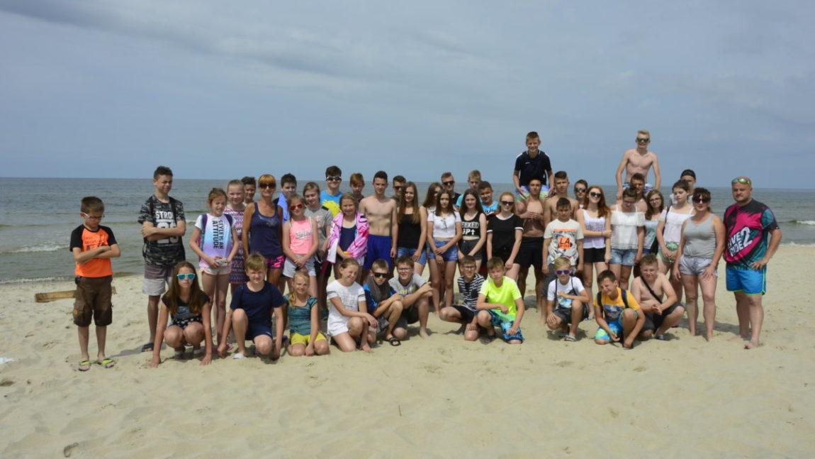Zielona szkoła w Krynicy Morskiej