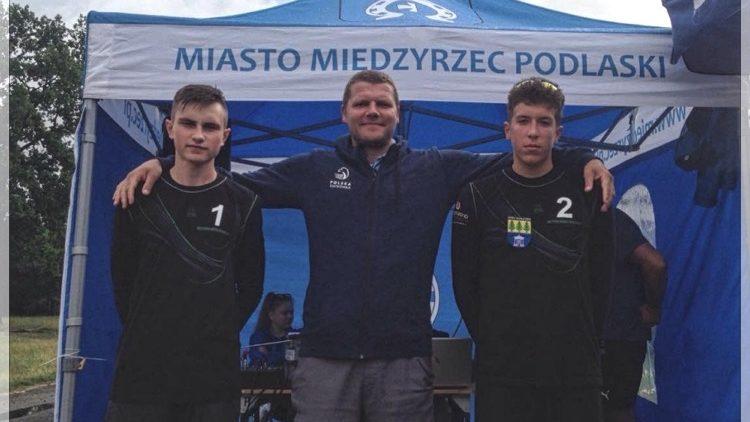 Mistrzostwa Polski w siatkówce plażowej młodzików
