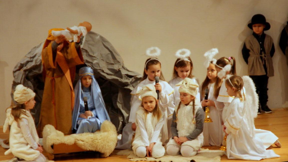 I miejsce w XXI Gminnym Konkursie Kolęd, Pastorałek i Obrzędów Bożonarodzeniowych