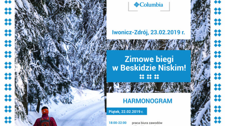 I edycja Łemkowyna Winter Trail