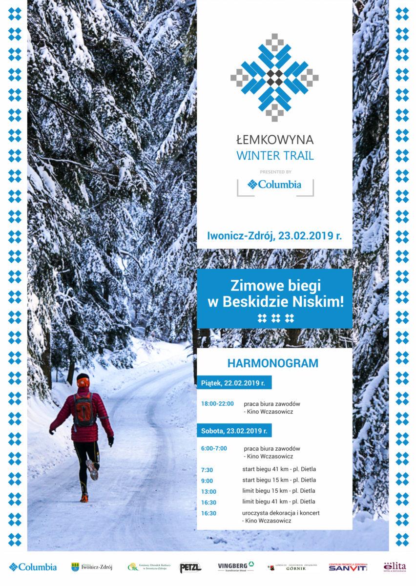 I edycja Łemkowyna Winter Trail
