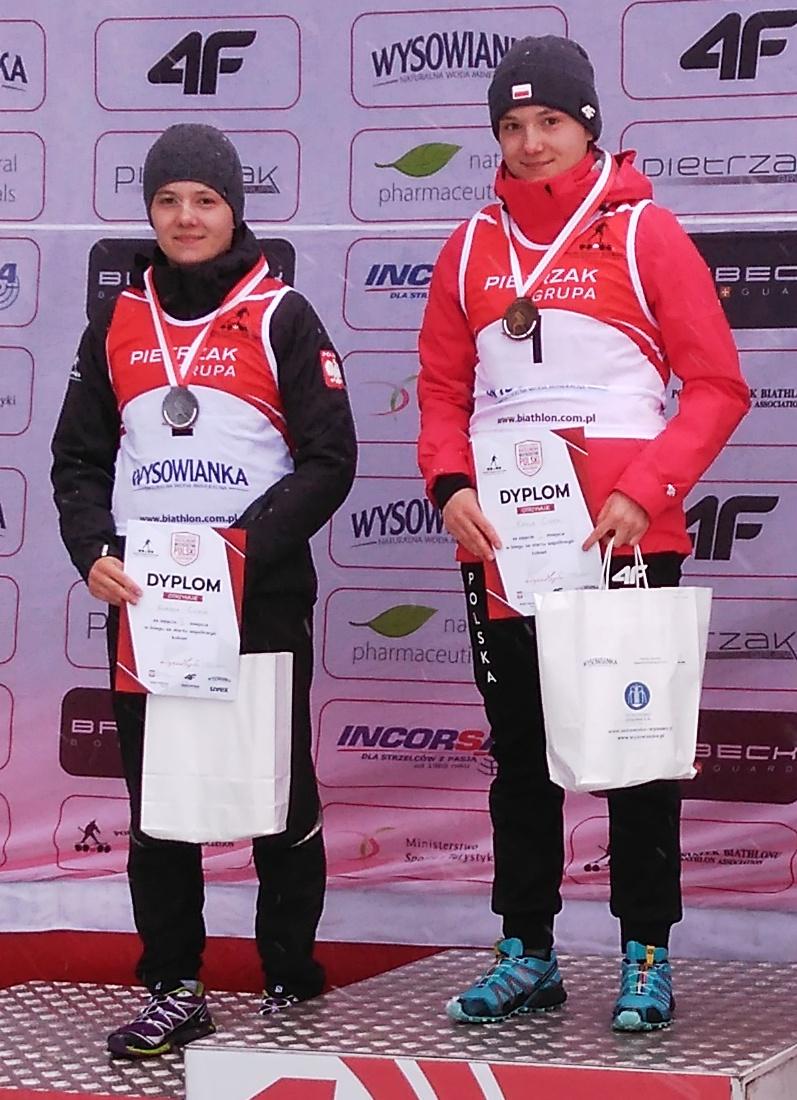 Mistrzostwa Polski seniorów i młodzieżowców w biathlonie