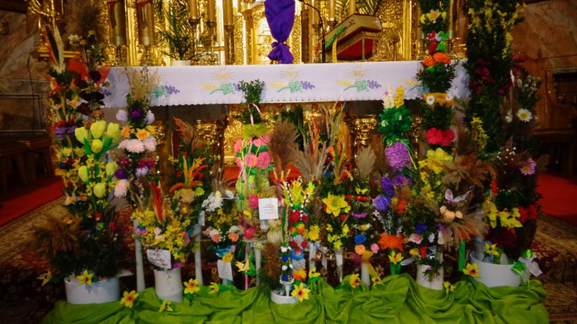 Konkurs Palm Wielkanocnych.
