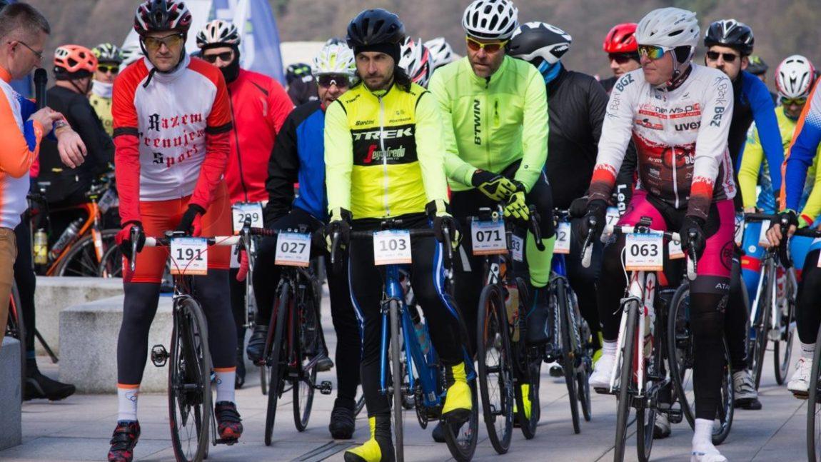 Rajd rowerowy Grand Prix Amatorów na Szosie