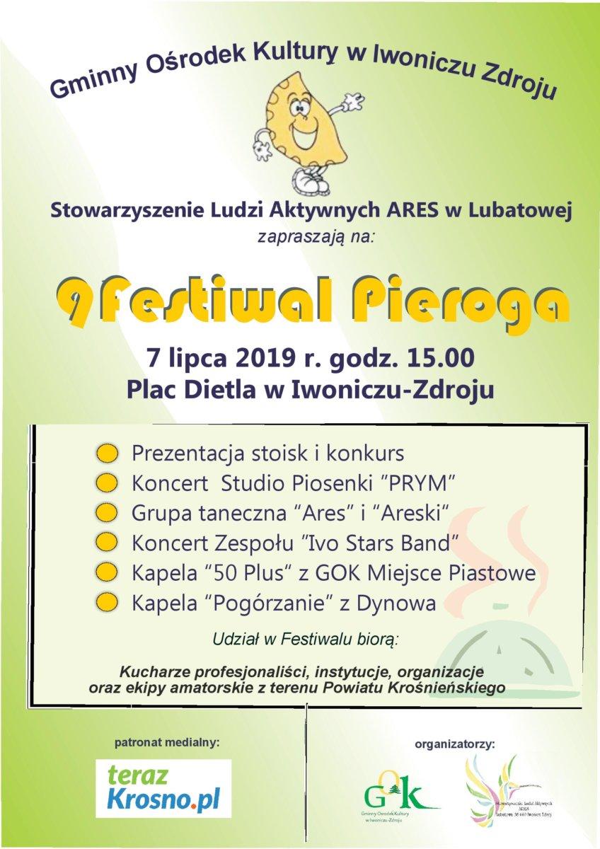 9 Festiwal Pieroga