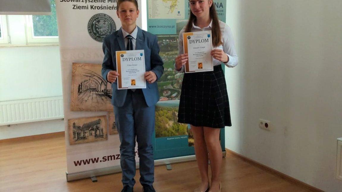 V Konkurs Poezji Jana Zycha