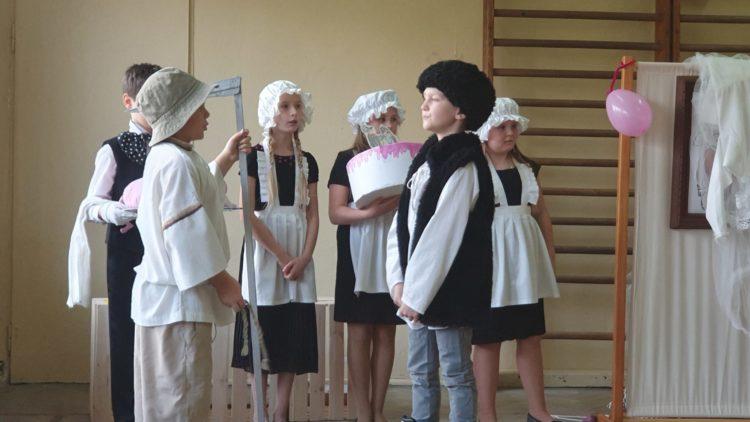 Występy naszych uczniów…