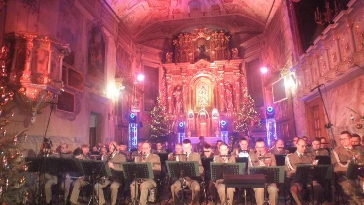 Noworoczny Koncert Orkiestry Reprezentacyjnej Straży Granicznej