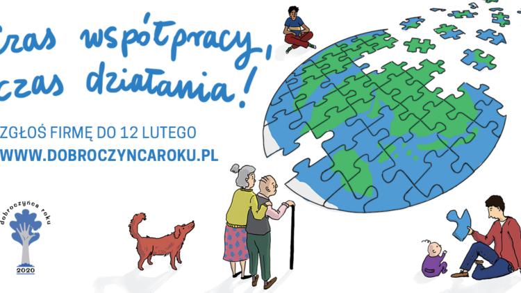 """Trwa XXIII edycja Konkursu o tytuł """"Dobroczyńca Roku"""""""