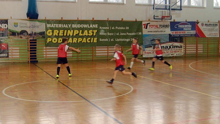 Turniej o Puchar Burmistrza Gminy Iwonicz Zdrój- rocznik 2010