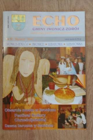 Echo Gminy Iwonicz-Zdrój