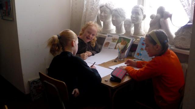 FERIE 2012 W BIBLIOTECE/FILII W IWONICZU