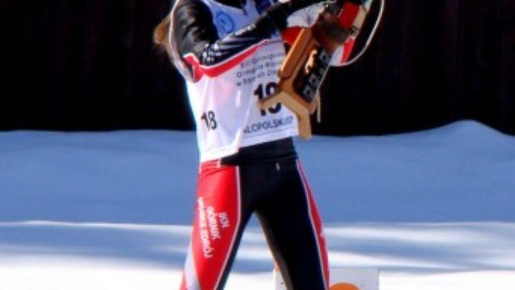 Srebrne biathlonistki Górnika Iwonicz-Zdrój !!!