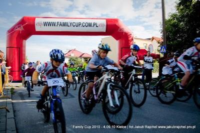 XVII Amatorskie Mistrzostwa Polski w Kolarstwie Górskim Family Cup 2012